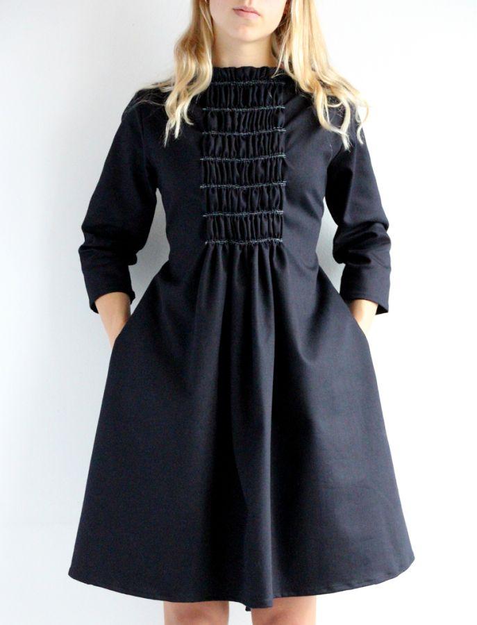 Smok-Kleid